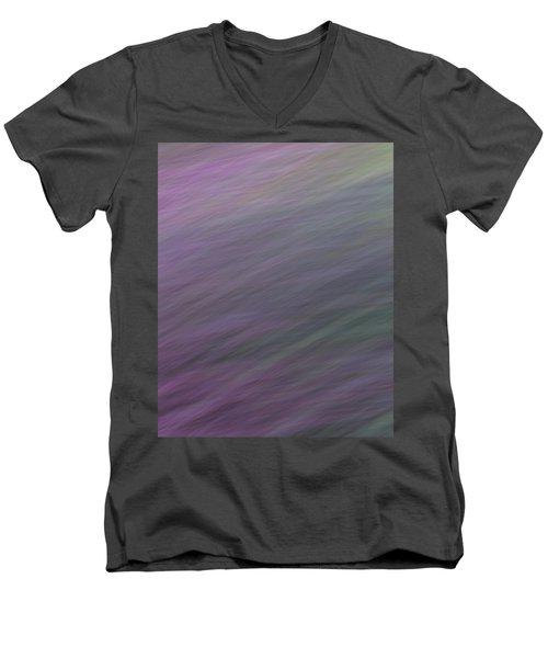 Tranquil Men's V-Neck T-Shirt