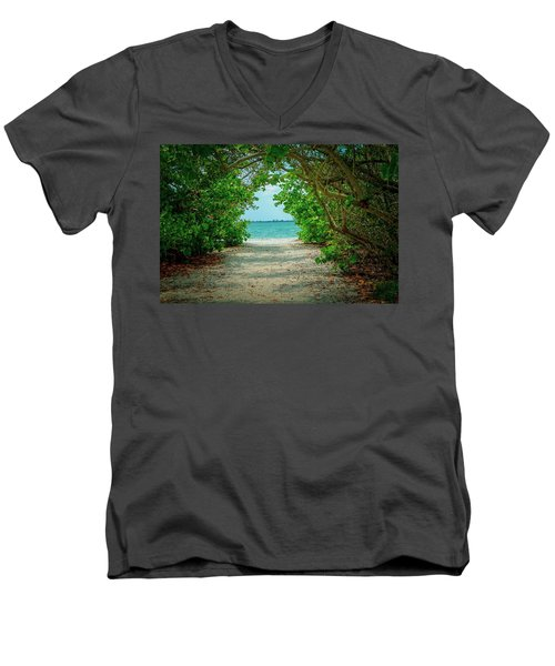 A Room With A View Men's V-Neck T-Shirt