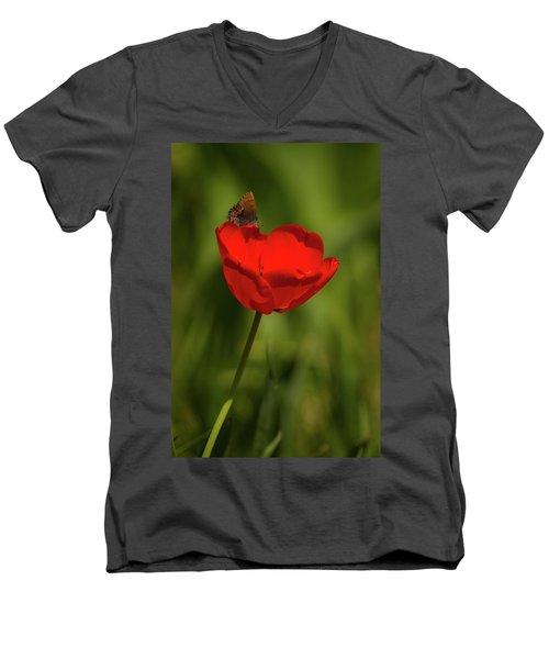 Tulip And Skipper Men's V-Neck T-Shirt