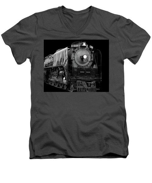 Up844 Men's V-Neck T-Shirt