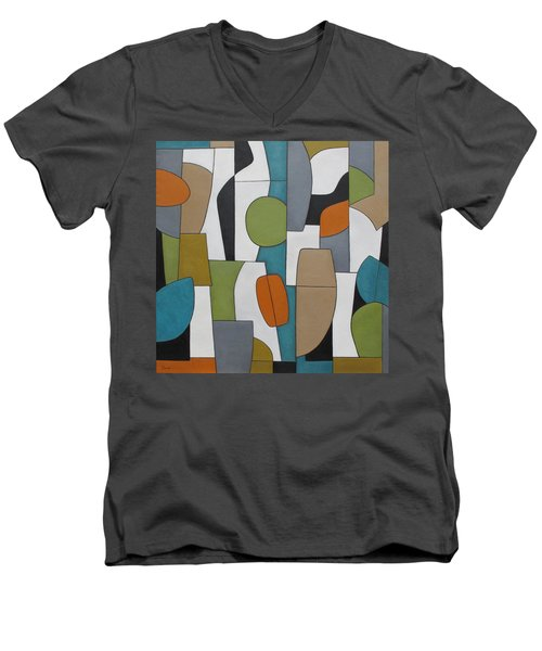 Utopia Men's V-Neck T-Shirt