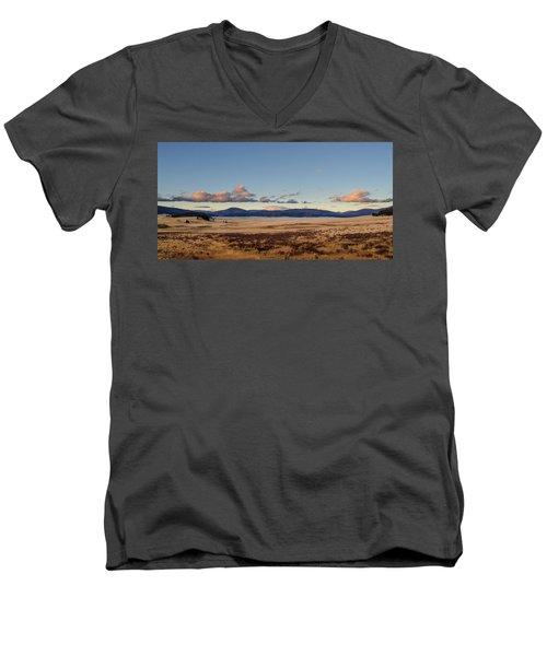 Valles Caldera National Preserve Men's V-Neck T-Shirt