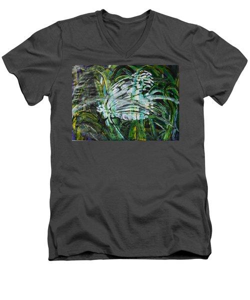 Vanishing Point Men's V-Neck T-Shirt