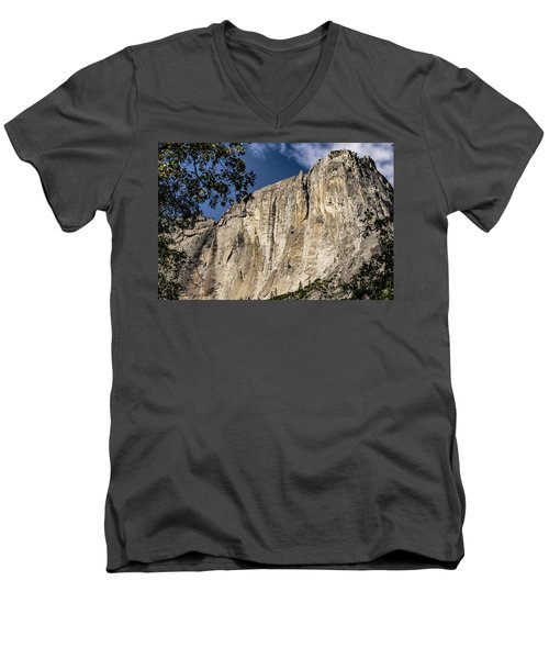 View From The Capitan Men's V-Neck T-Shirt