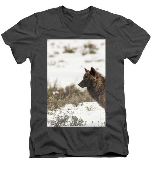 W11 Men's V-Neck T-Shirt