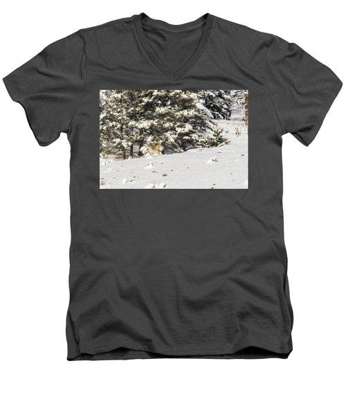 W14 Men's V-Neck T-Shirt