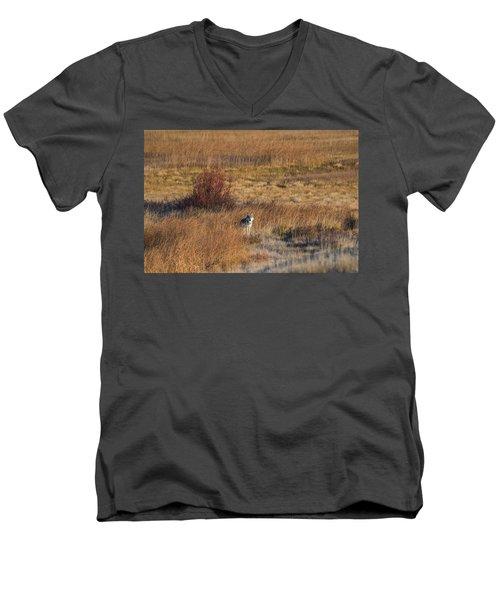 W2 Men's V-Neck T-Shirt