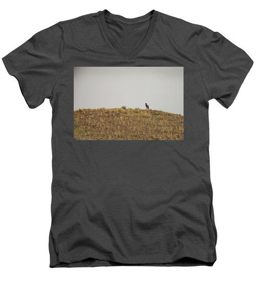 W31 Men's V-Neck T-Shirt
