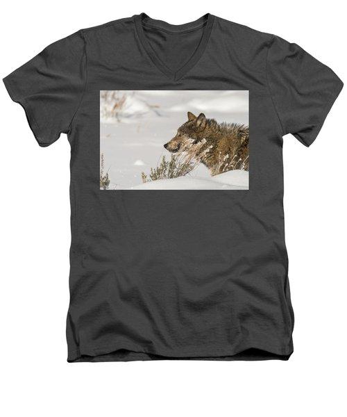 W39 Men's V-Neck T-Shirt