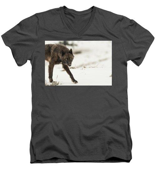 W43 Men's V-Neck T-Shirt