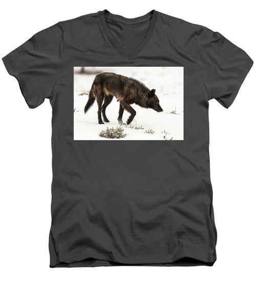 W47 Men's V-Neck T-Shirt