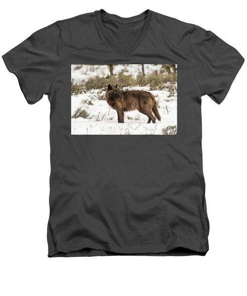 W9 Men's V-Neck T-Shirt
