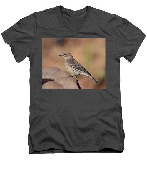 Warbler 4231 Men's V-Neck T-Shirt