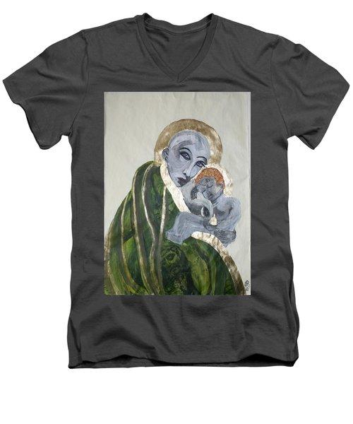 We Carry Our Inheritance Men's V-Neck T-Shirt