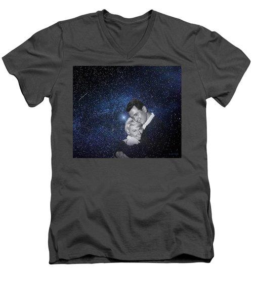 Welcome Home Eunice Men's V-Neck T-Shirt