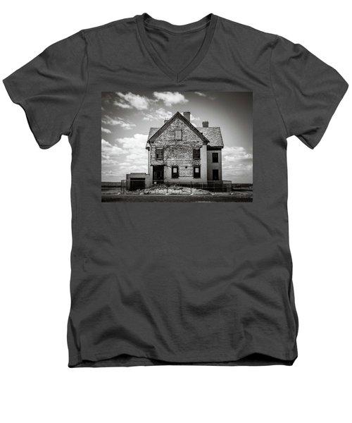 What Remains Men's V-Neck T-Shirt