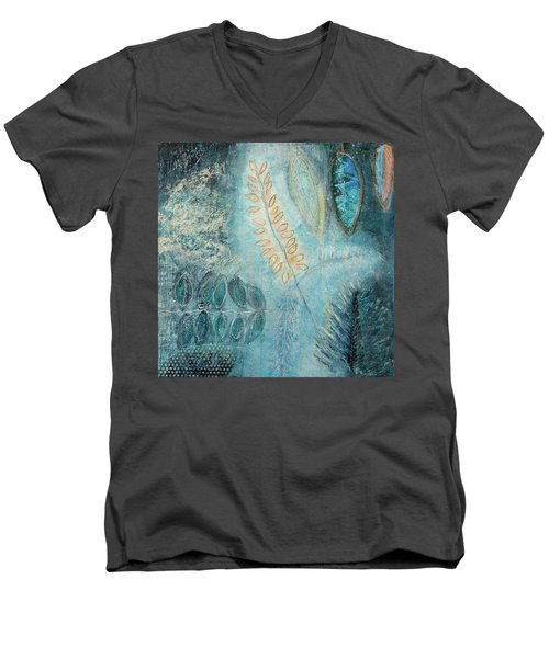 Winter Wish 1 Men's V-Neck T-Shirt