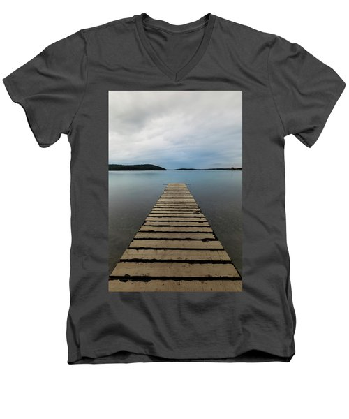 Zen II Men's V-Neck T-Shirt