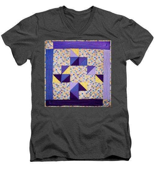 Zodiac Men's V-Neck T-Shirt
