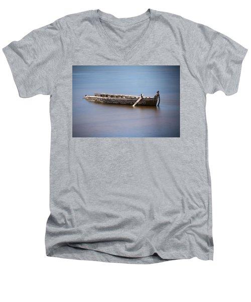 Past Its Best. Men's V-Neck T-Shirt