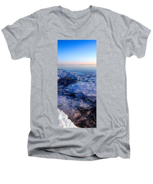 Superior Winter   Men's V-Neck T-Shirt