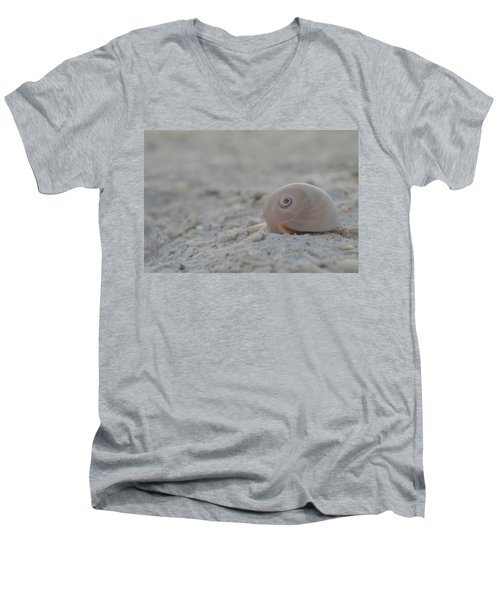 Men's V-Neck T-Shirt featuring the photograph Always... by Melanie Moraga