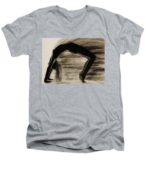 Coming Apart 6 Men's V-Neck T-Shirt