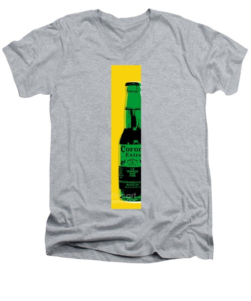 Corona Men's V-Neck T-Shirt