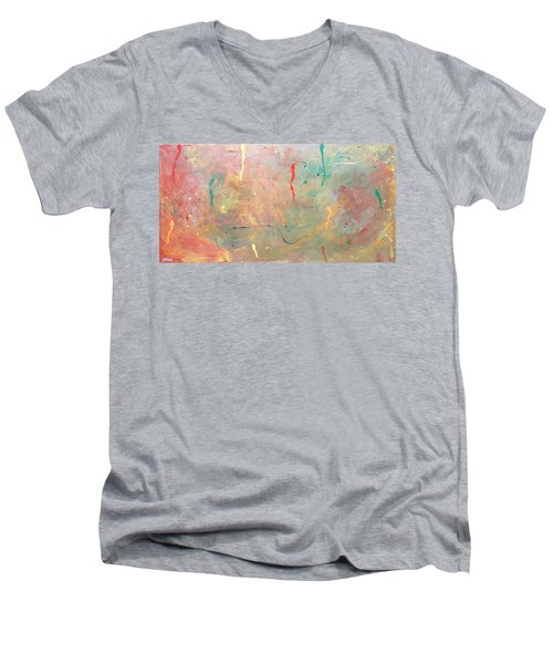 Oasis Men's V-Neck T-Shirt
