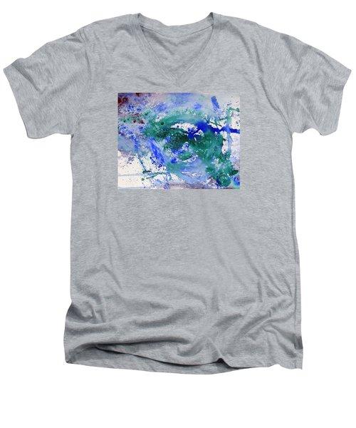 Entropy Men's V-Neck T-Shirt