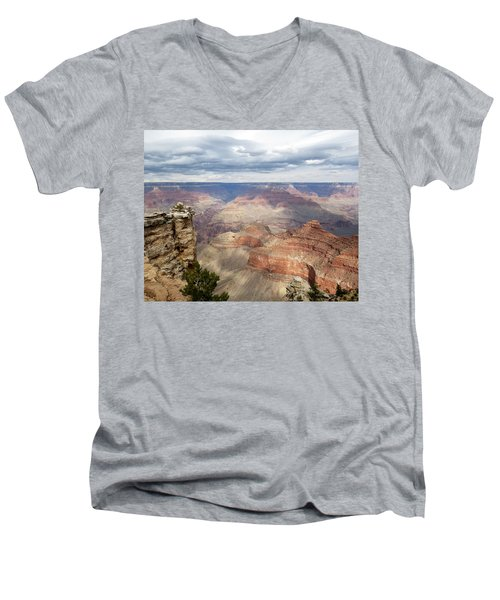 Grand Canyon National Park Men's V-Neck T-Shirt