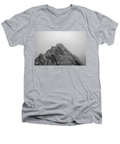 Helvellyn Men's V-Neck T-Shirt
