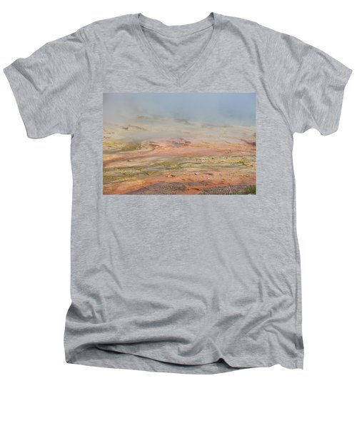 Hot Spring Men's V-Neck T-Shirt