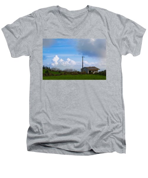 House At End Of The World Men's V-Neck T-Shirt