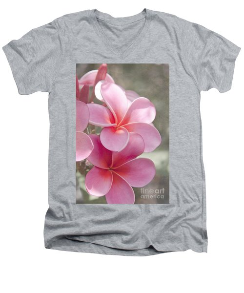 In The Path Of A Dream Men's V-Neck T-Shirt