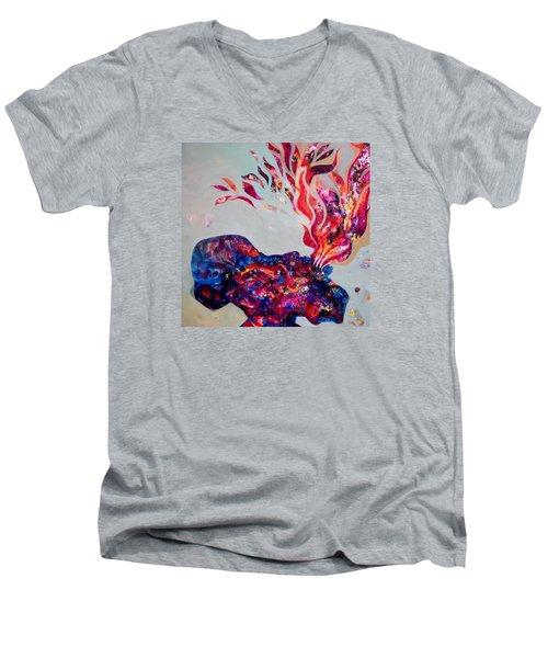 Inner Light Sold Out Men's V-Neck T-Shirt