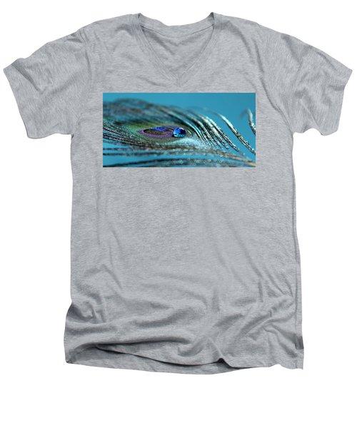 Liquid Blue Men's V-Neck T-Shirt