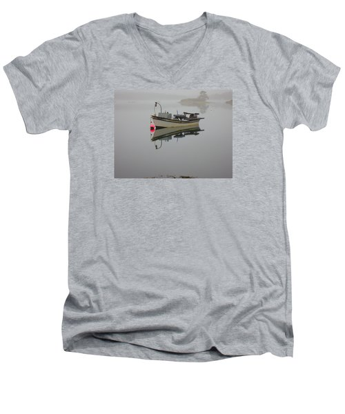 New Hampshire Sea Coast  Men's V-Neck T-Shirt