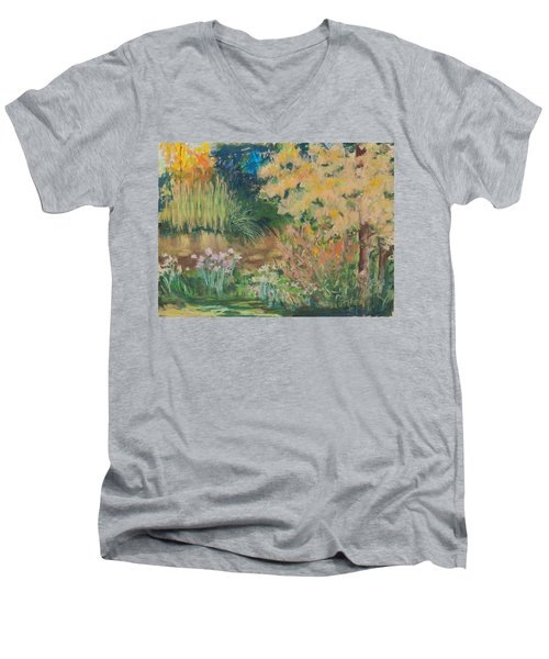 Saturday Morning Men's V-Neck T-Shirt