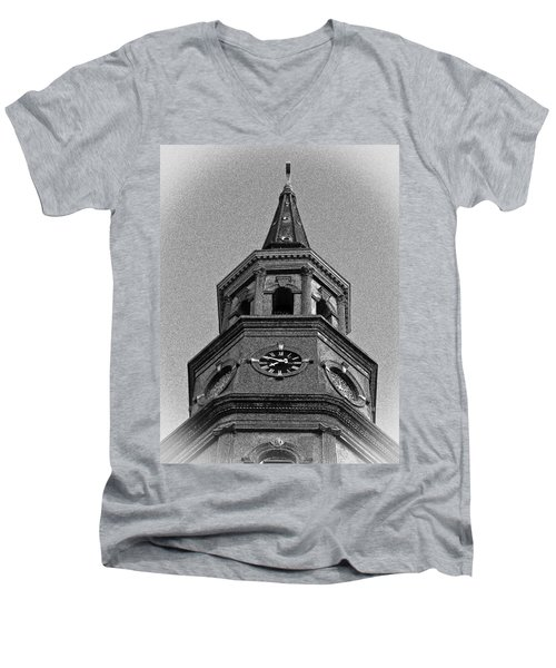 St. Philip's Episcopal Men's V-Neck T-Shirt