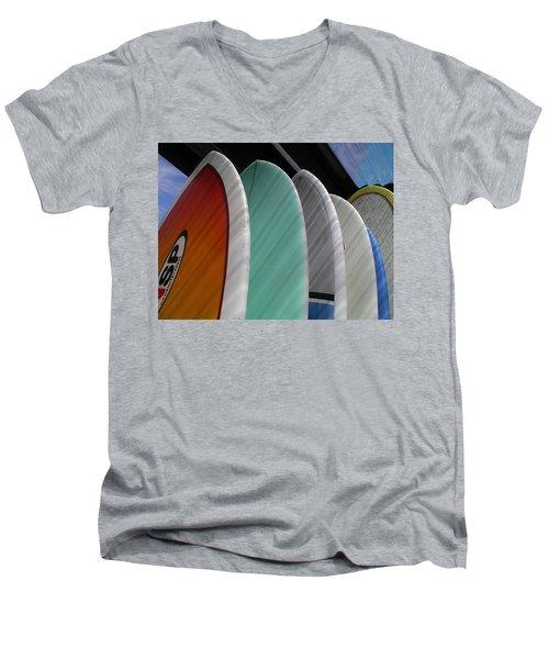 Surf Break Men's V-Neck T-Shirt