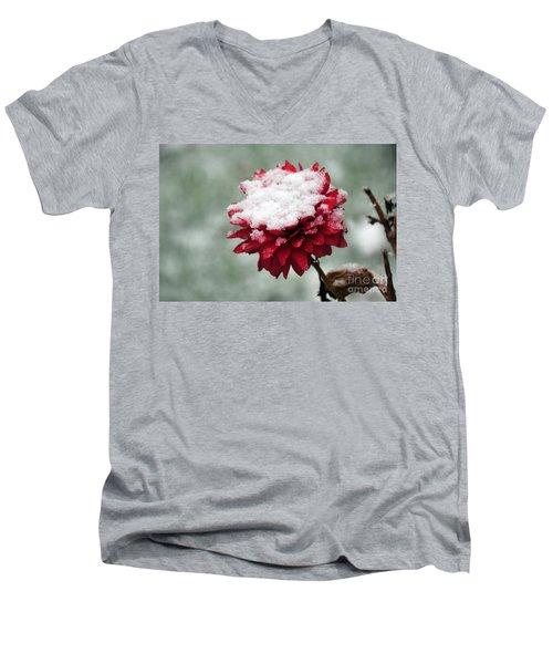 Survival Of The Fittest Men's V-Neck T-Shirt