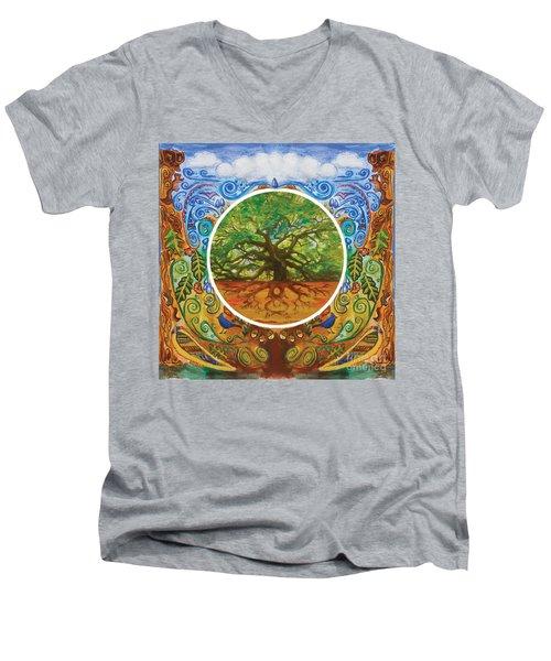 Timeless Men's V-Neck T-Shirt