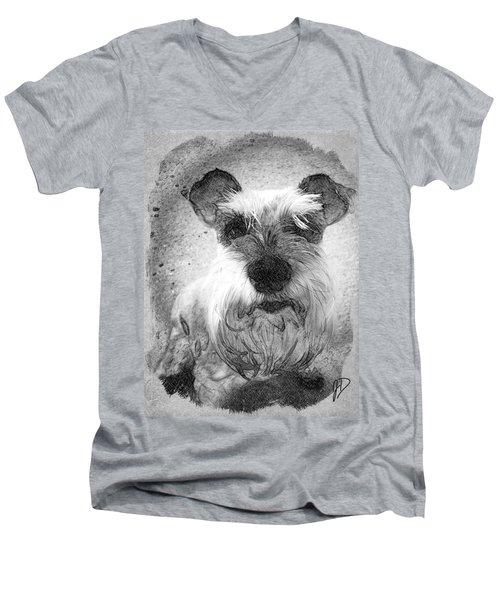 Trixie Men's V-Neck T-Shirt