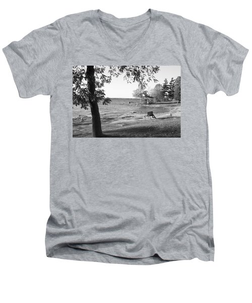 1000 Islands 1 Men's V-Neck T-Shirt