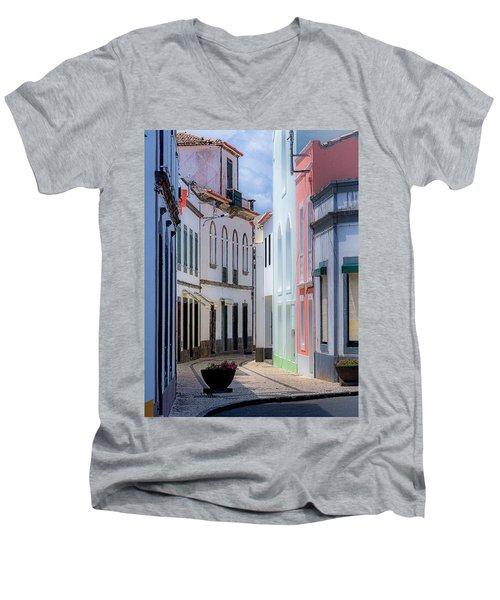 10am2 Men's V-Neck T-Shirt