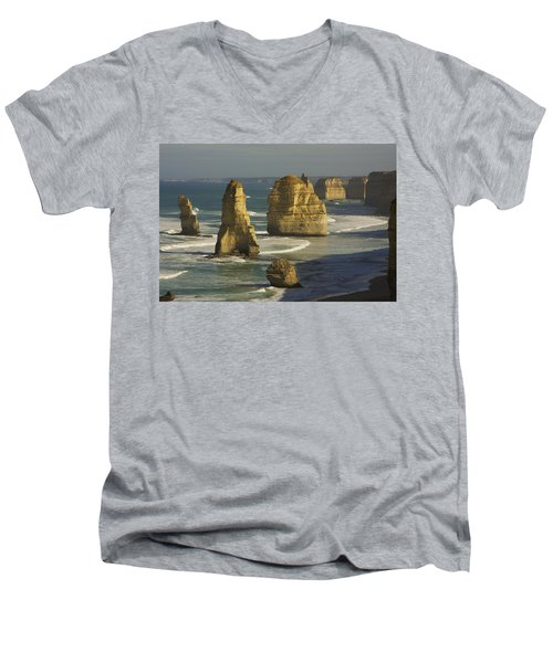 12 Apostles #4 Men's V-Neck T-Shirt