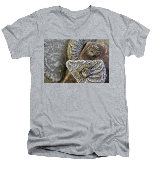 Men's V-Neck T-Shirt featuring the photograph 130109p053 by Arterra Picture Library