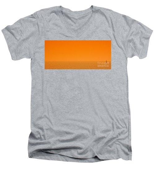 Fine Art Men's V-Neck T-Shirt