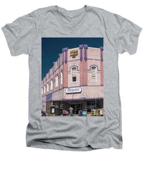1901 Opera House Men's V-Neck T-Shirt